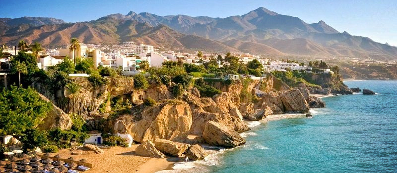 Beach front property in Marbella