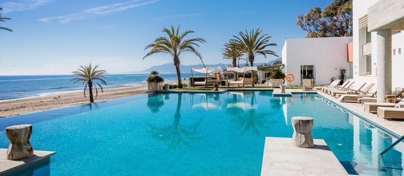 Marbella top 10 luxury wellness spas status homes - Estrella del mar beach club ...