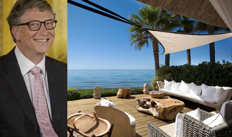 Remember to think like Bill Gates when investing in Spanish property 2017!