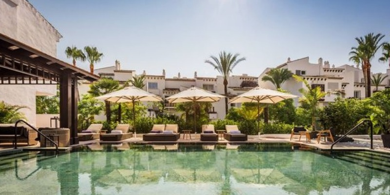 Robert de Niro launches adult only Marbella Hotel