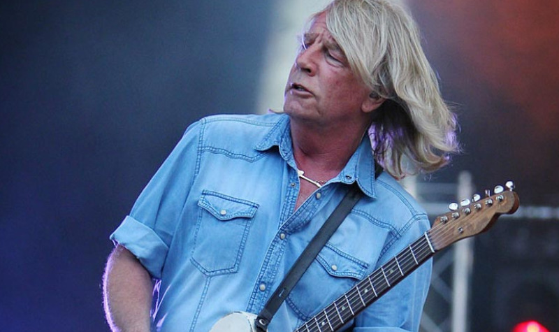 Rick Parfitt of Status Quo is Rocking Marbella Real Estate